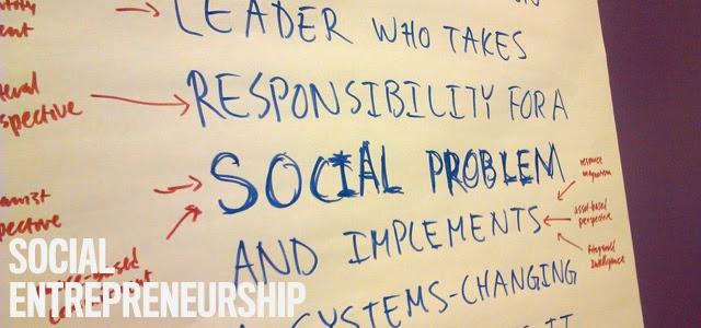 Peran Social Entrepreneur