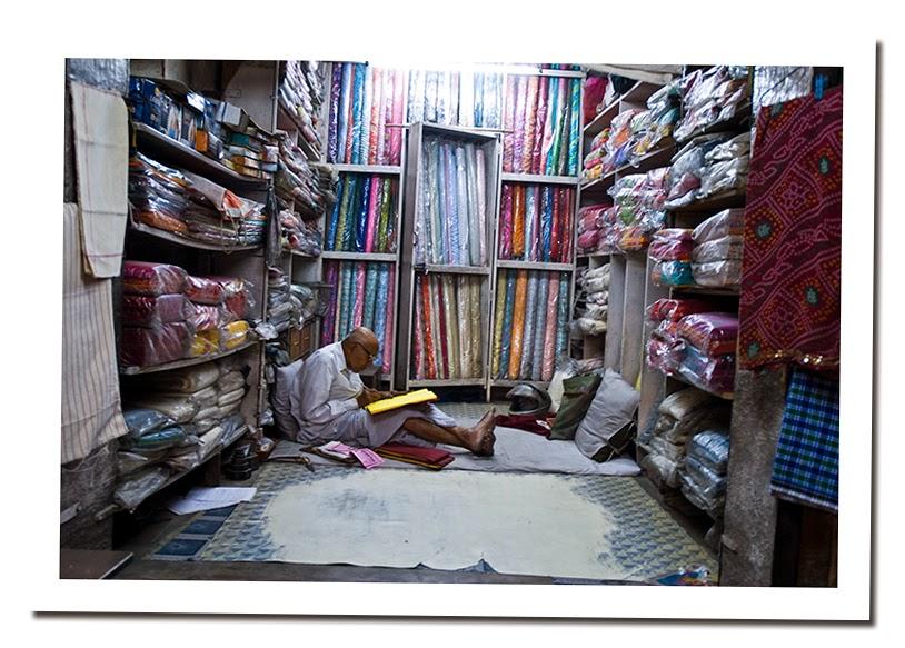 Comerciante en Jodhpur