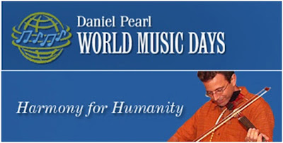 Daniel Pearl, World Music Days