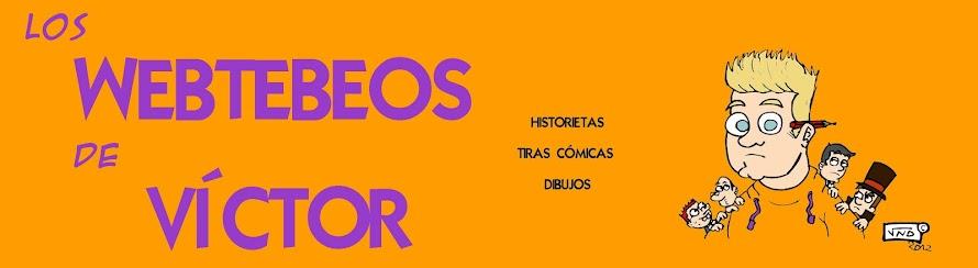 LOS WEBTEBEOS DE VÍCTOR