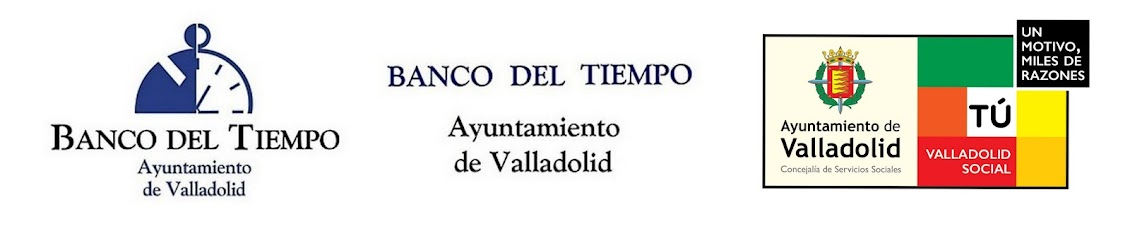 BANCO DEL TIEMPO AYUNTAMIENTO DE VALLADOLID