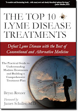 Best Book Written on Lyme Disease (IMO)