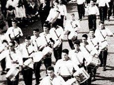 1959 - Inauguração do Ginásio Estadual de Altinópolis.