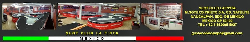 Slot Club La Pista