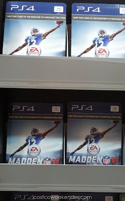 Madden 16 available for Playstation 4 and Xbox One
