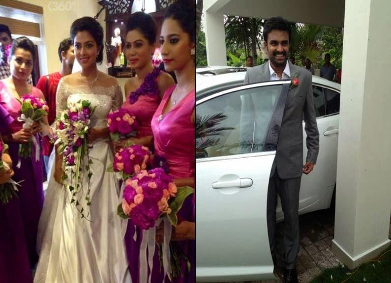 Amala Paul & AL Vijay officially engaged !