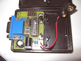 testador de monitor com AVR
