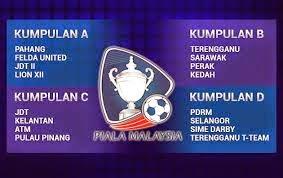 Jadual Perlawanan Suku Akhir Piala Malaysia 2014