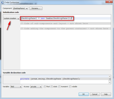 Cara Mengganti Background JDesktopPane (Java)