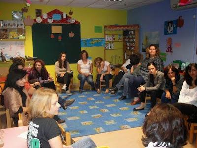 Σχολές Γονέων στους Παιδικούς Σταθμούς Δήμου Περιστερίου