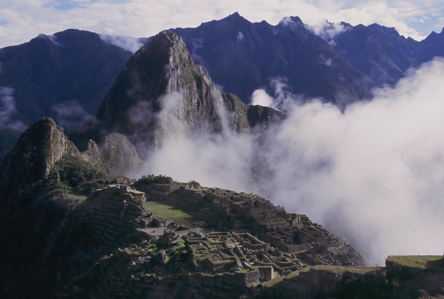 PARIS: Machu Pichu Wallpapers