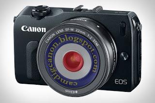 Harga Kamera Canon EOS M Kit Terbaru dan Spesifikasi 2013
