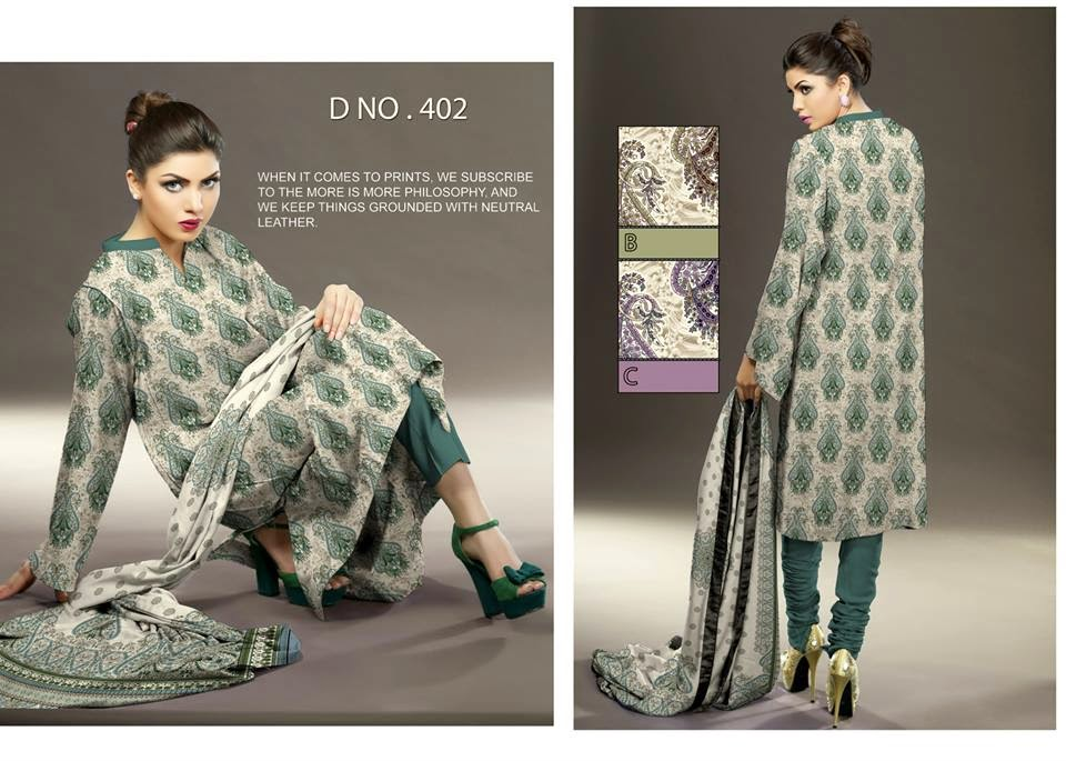 Soughat latest summer collection 2015