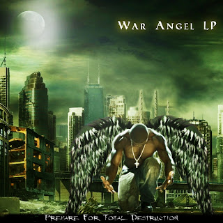 50 Cent-War angel LP