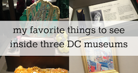 3 things to see in DC