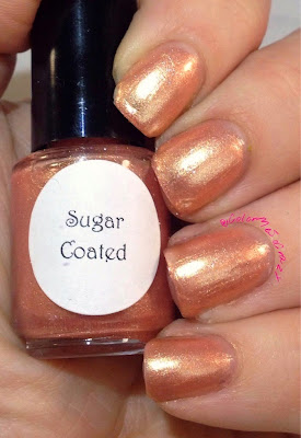 Sugar Coated Lacquer by Lissa