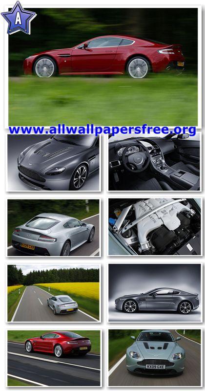 45 Aston Martin V12 Vantage Wallpapers 1440 X 900