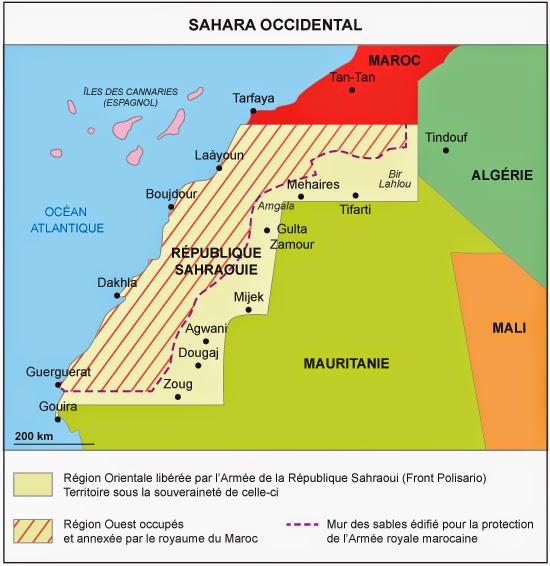 Nueva oportunidad para que el Pueblo Saharaui decida su destino