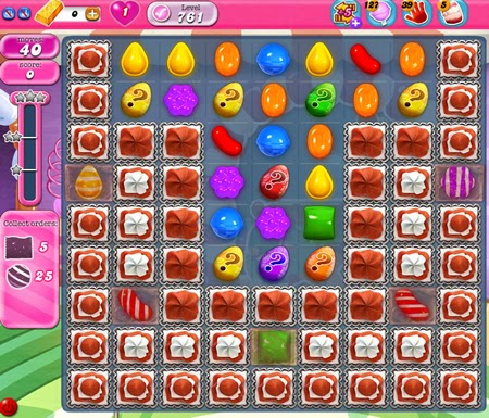 Candy Crush Saga 761