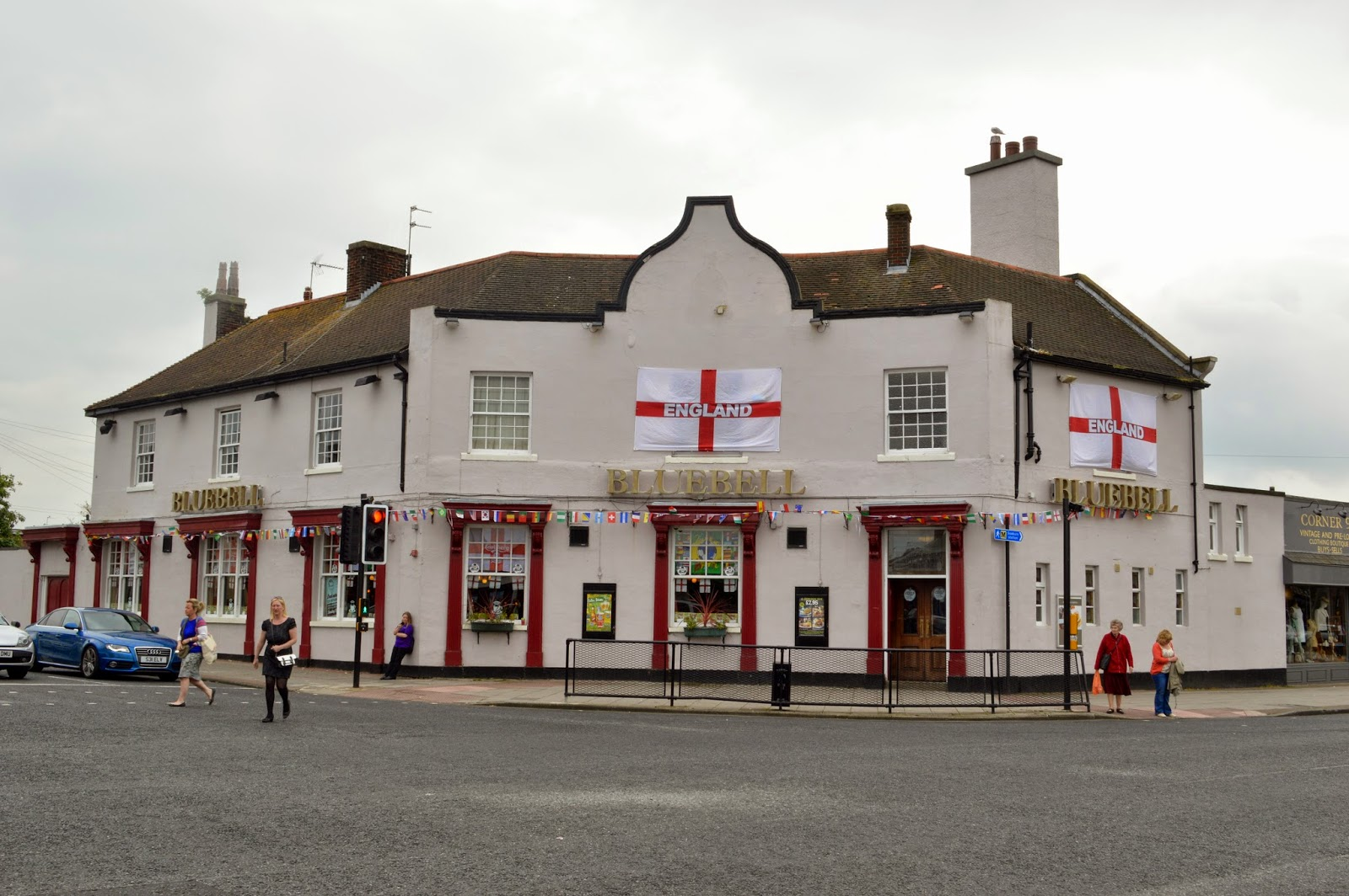 pubs and flags in sunderland daniel jenks