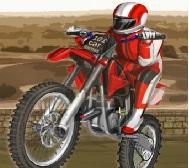 ركوب الدراجة في الصحراء