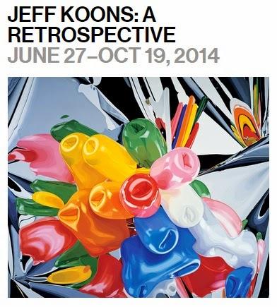 Jeff Koons A Retrospective