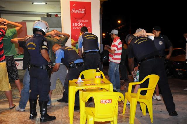 Os municípios integrantes do Corgems (Conselho Regional de Gestores Municipais de Segurança) promoveram nas duas últimas semanas operações especiais contra a criminalidade.