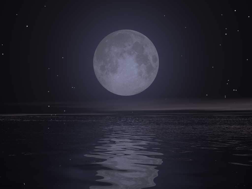 Imágenes de paisajes de noche