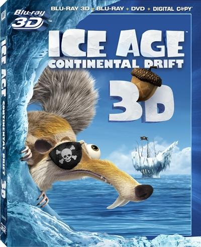 La Era de Hielo 4 3D SBS 1080p