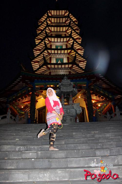 ada apa di pagoda semarang, pagoda avalokitesvara semarang dimana?