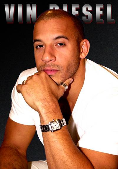 all about hollywood stars vin diesel biography and images. Black Bedroom Furniture Sets. Home Design Ideas