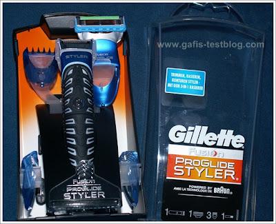 Gillette® Fusion® ProGlide™ Style