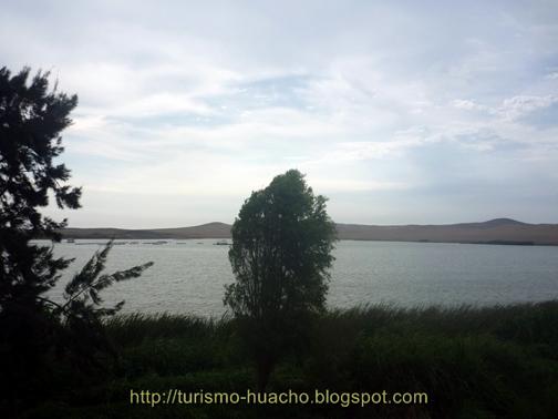 Laguna Encantada, Huacho