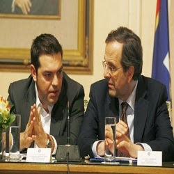 Πώς προετοιμάζεται συμφωνία Σαμαρά-Τσίπρα για να μετατε- θούν τον Ιούνιο οι εκλογές
