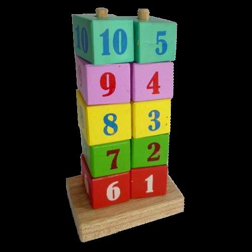 Prismart Toys Mainan Kayu - Mainan Alat Peraga Edukatif - Mainan Anak