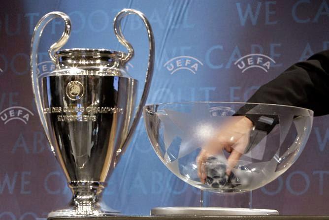 Real Madrid cabeza de serie en el sorteo Champions.
