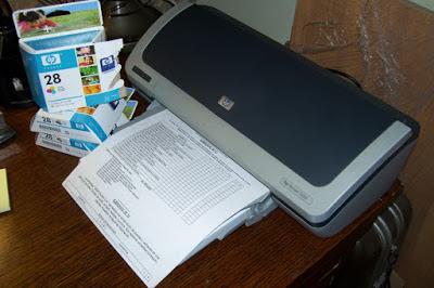 hp 3650 printer