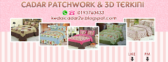 Tempahan Design Facebook Timeline Cover: FB Cadar Patchwork & 3D Terkini