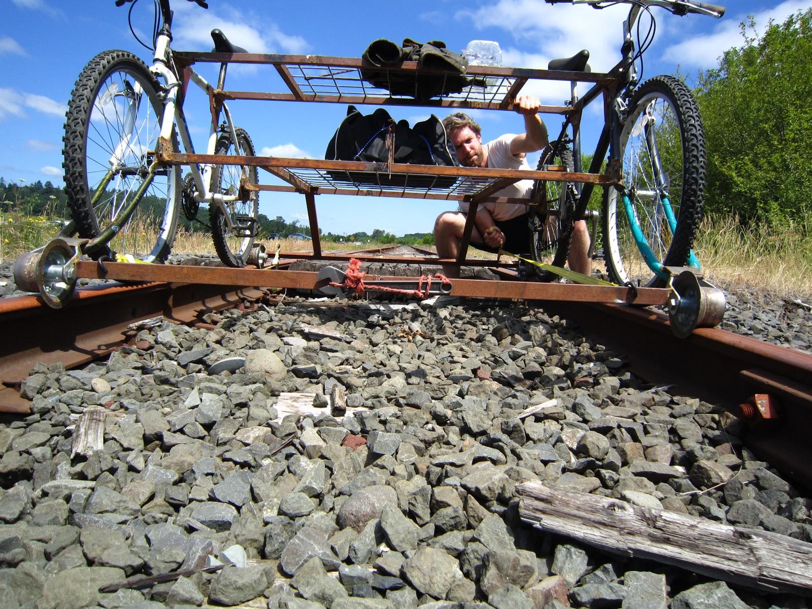 Bike Blender Blog Rail Bike
