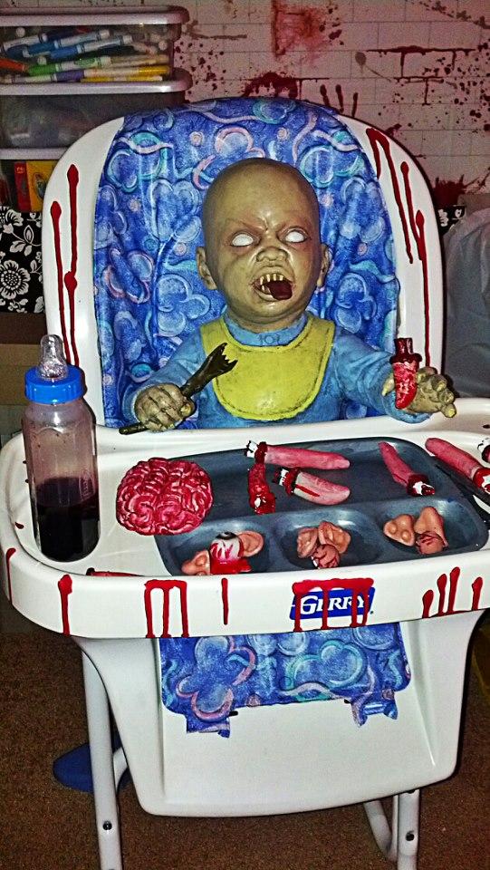 Amber Dawn Of The Dead Zombie Nursery