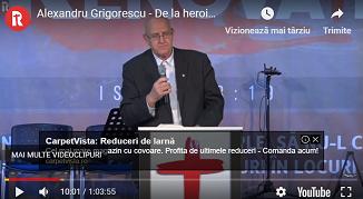 Alexandru Grigorescu 🔴 De la heroină la Lumină