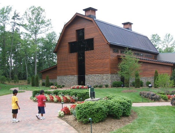 billy graham library. The Billy Graham Library