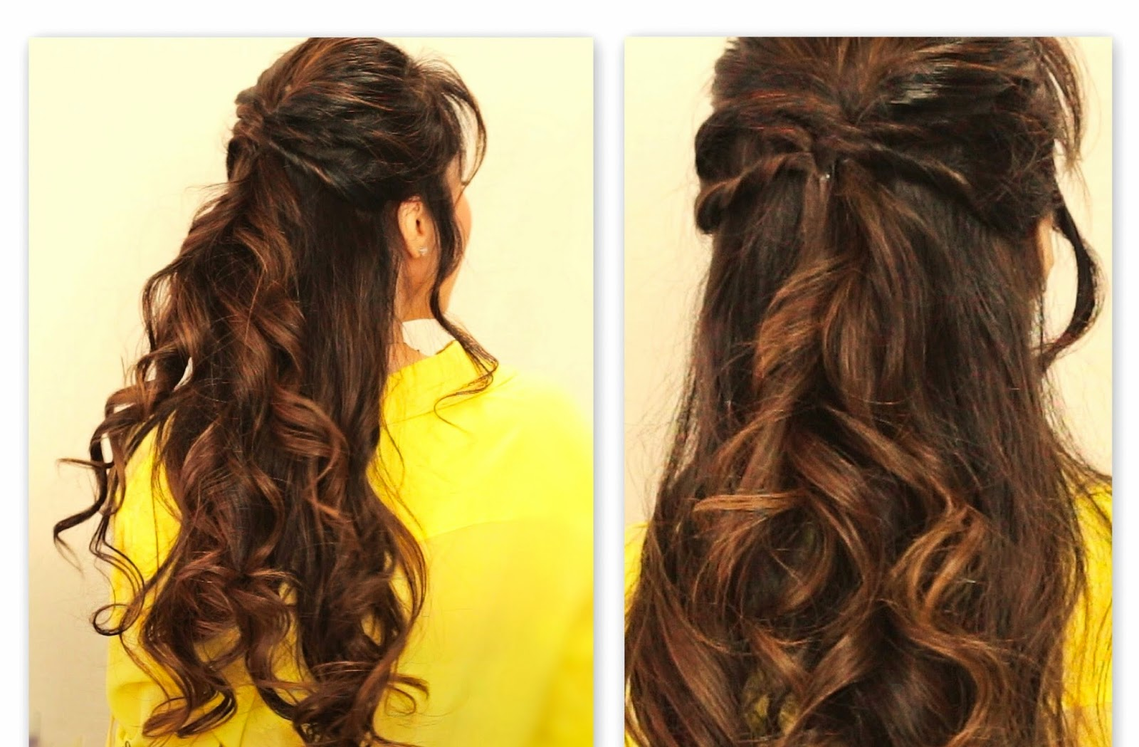Hairstyles Up And Down : Hairstyle Images - Half up Half Down Prom Hairstyles Fairy Hairstyle ...