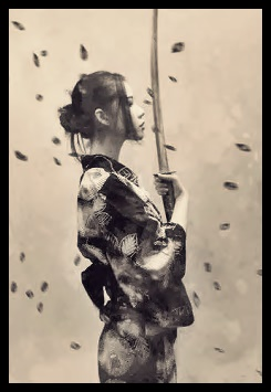 ...De *Miguel Berrocal*... ♥ Dedicada a vos mi bella onna-bugeisha...