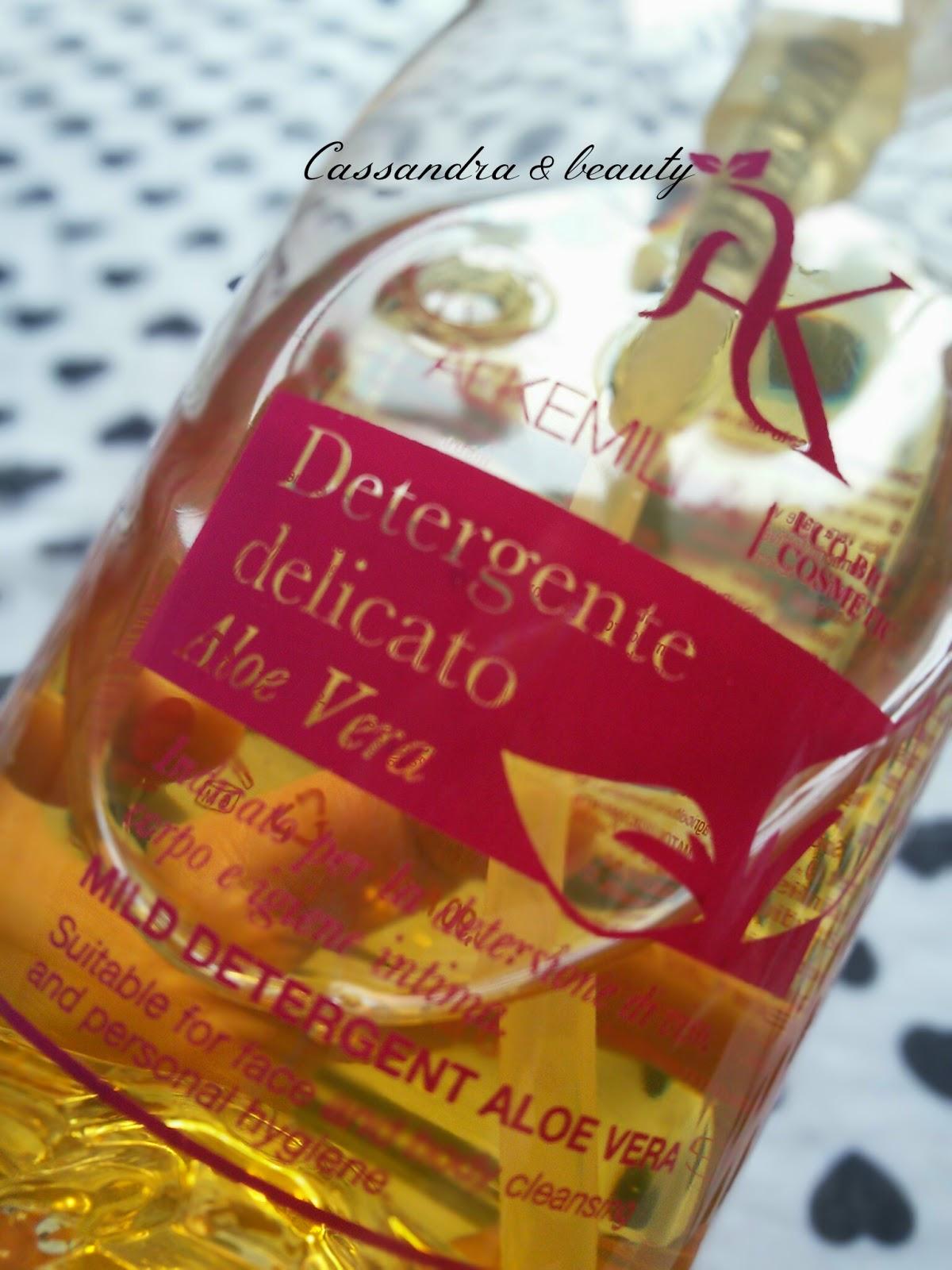 Alkemilla / Detergente delicato all'Aloe Vera - recensione