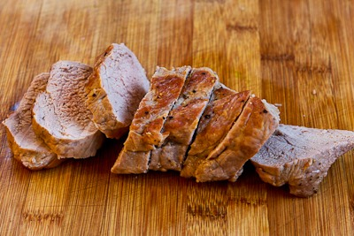 Kalyn's Kitchen®: Easy Pan-Fried Pork Tenderloin with Mustard Sauce ...