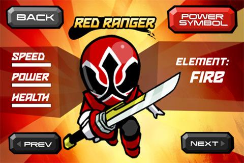 Power Rangers Samurai Ds Game Free Download Lookid