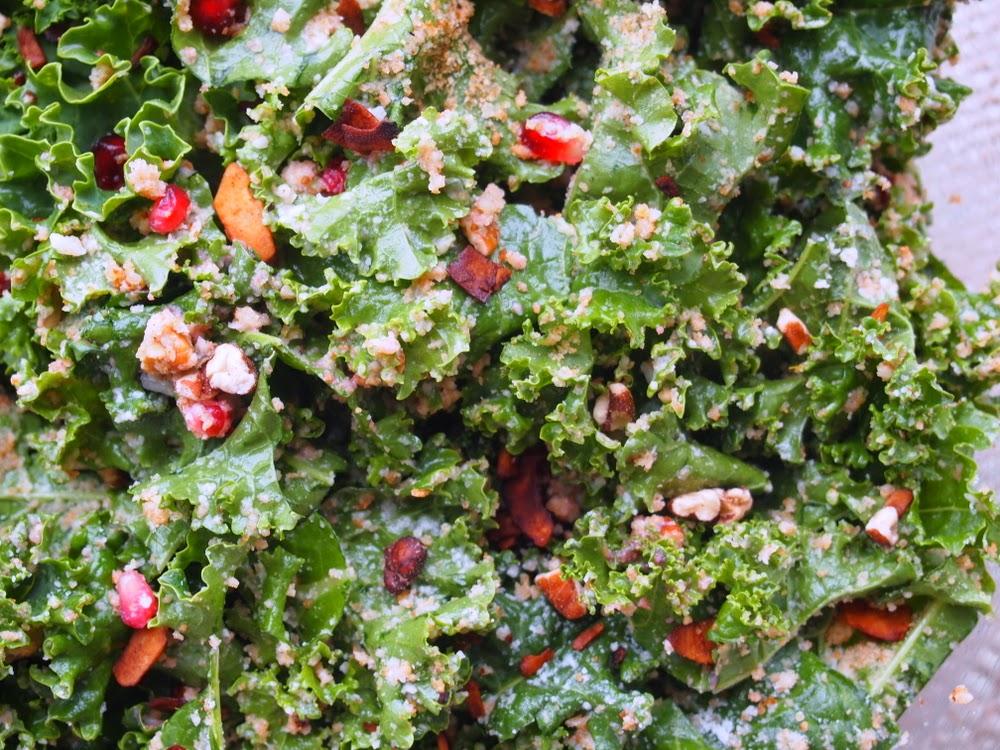 Dr Weil's Kale Salad Recipes — Dishmaps