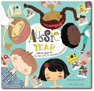 AN AUSSIE YEAR! Available Now at all good bookstores