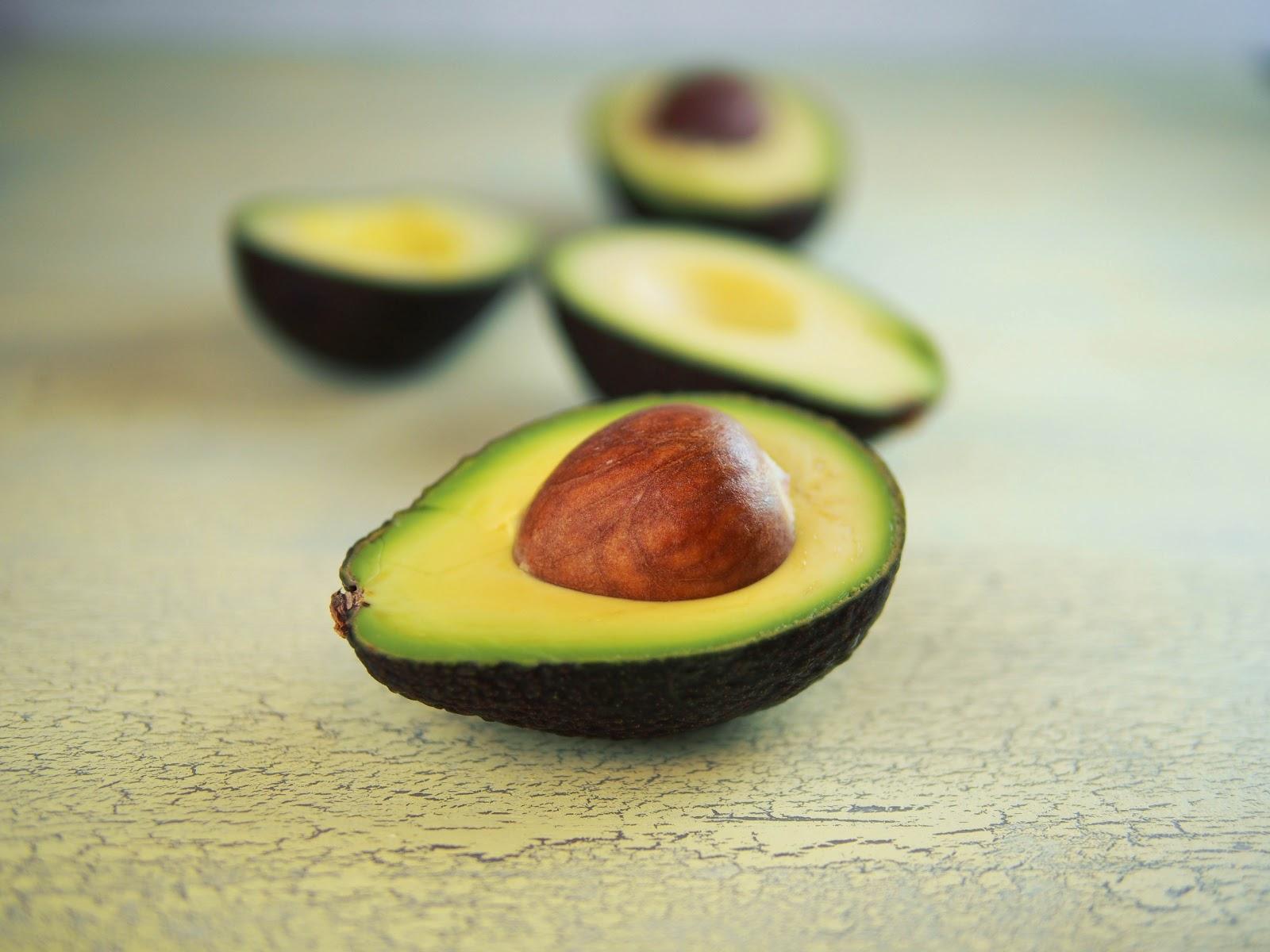... avocado coconut ice cream with gula malaka (Palm sugar) sound just